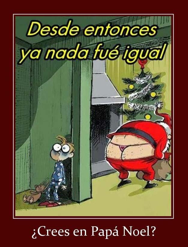 Crees en Papa Noel?