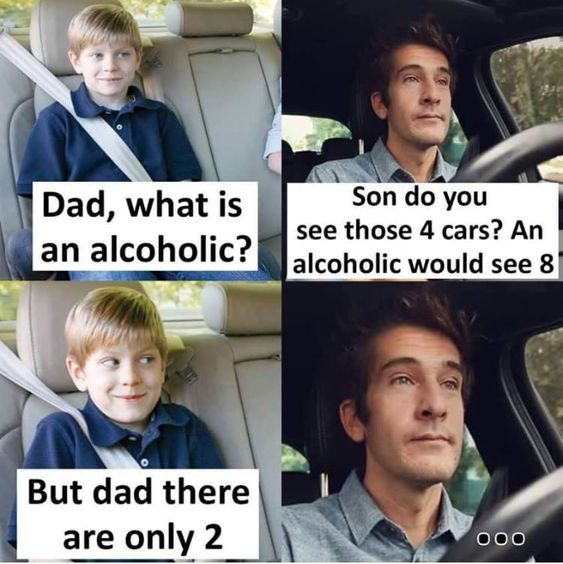 What is an alcoholic?