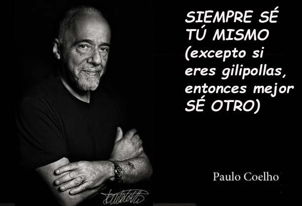 Paulo Coelho se tu mismo