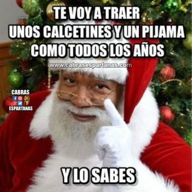 Regalos de Papá Noel Pijamas y calcetines