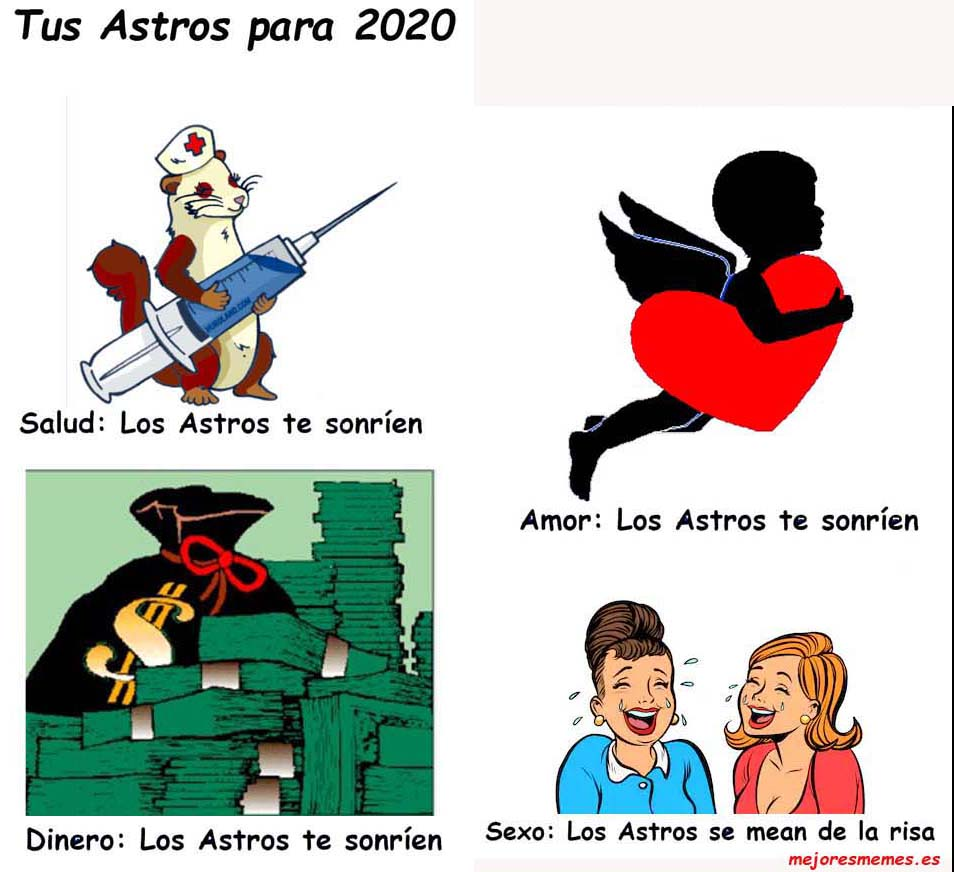 tus astros para 2020