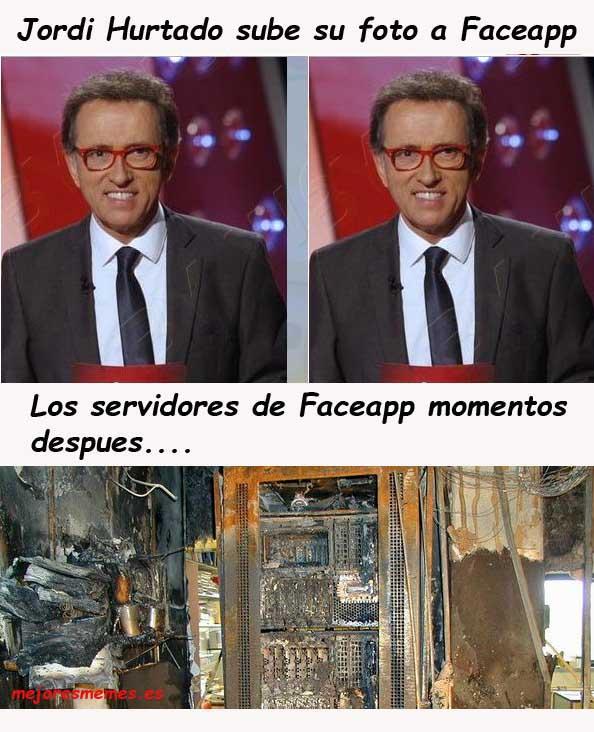 Jordi Hurtado faceapp