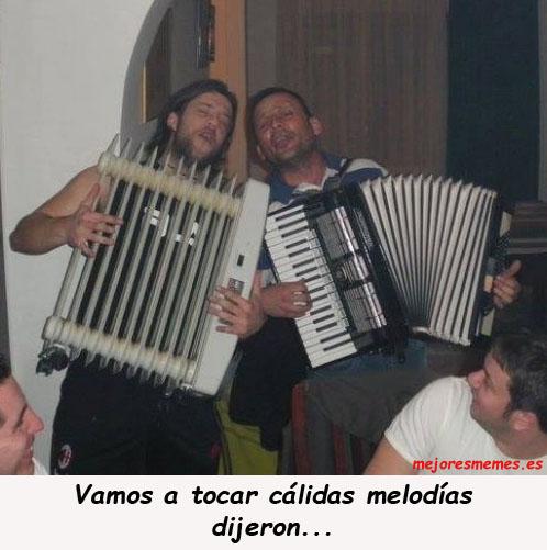cálidas melodías