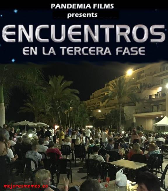 encuentros tercera fase terraza bar pandemia coronavirus