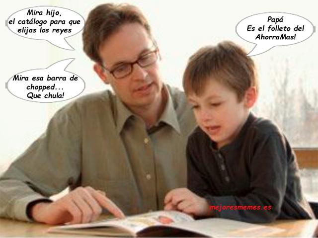 Catálogo Reyes Magos folleto ahorramas