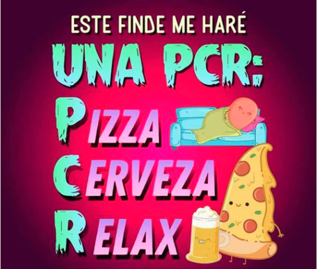 PCR Pizza Cerveza y Relax
