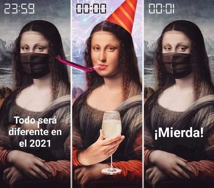 Todo será diferente en 2021
