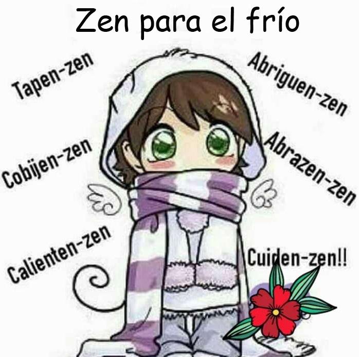 Zen para el frío